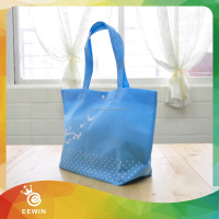Recycle Customized Design Wholesale Cotton Shopper Handle Bag