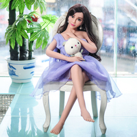 135cm 15kg daity saucy female full body cheap silicone sex doll toys for man online