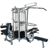 4-Jungle Machine/multi gym equipment/names of exercise machines