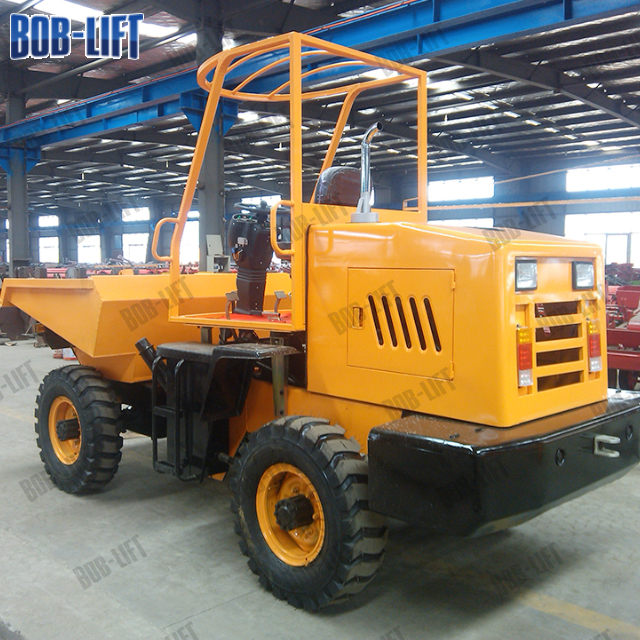 Mini Electric Man Dumper Made in China