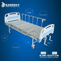 China supplier lift ultra-low disabled handicapped manual bed