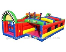 inflatable play center, inflatable toy zoon A5029