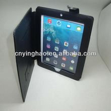Newest low price for new ipad genuine leather case cover