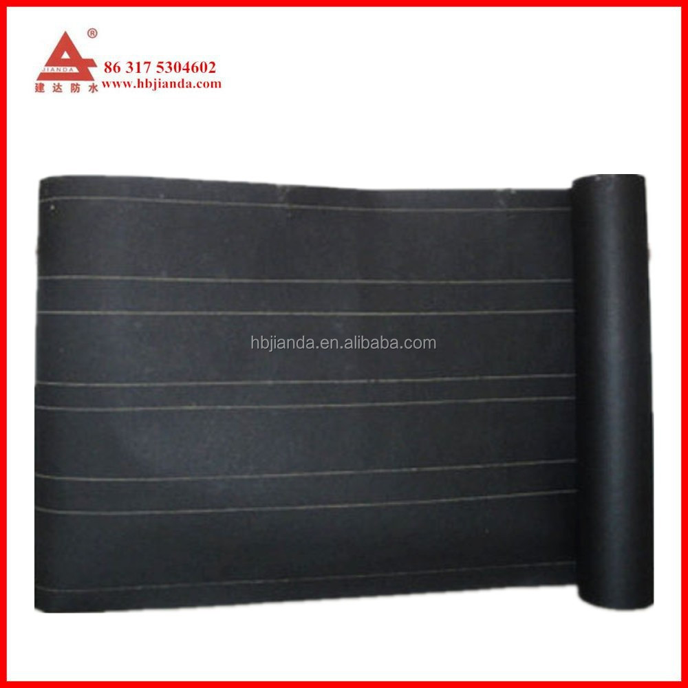 asphalt shed waterproof roofing materials #15 plain saturated felt