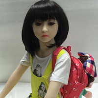Latest Flat Chested No Breast Young 12 Little Girl Japanese Sex Doll for Men Shaven No Hair Cheap Price Online Full Body Sex Toy