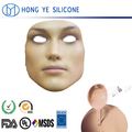1:1 FDA silicone rubber for special effects