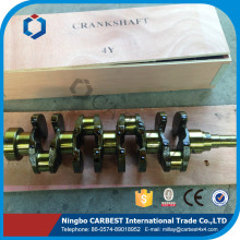 High Quality 3Y 4Y Engine Part for Toyota Crankshaft