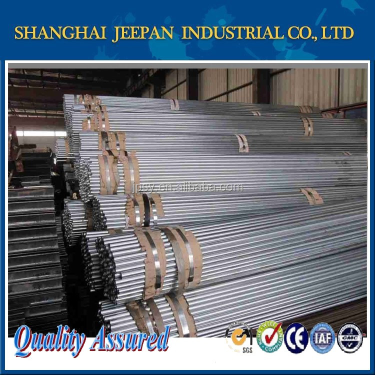 Manufacture sus 304 stainless steel pipe price list
