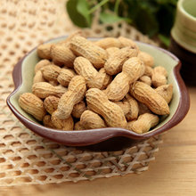 Bulk good price round type creamy flavor roasted peanut in China