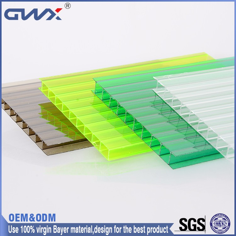 clear greenhouse roofing material pc sheet for greenhouse polycarbonate panel