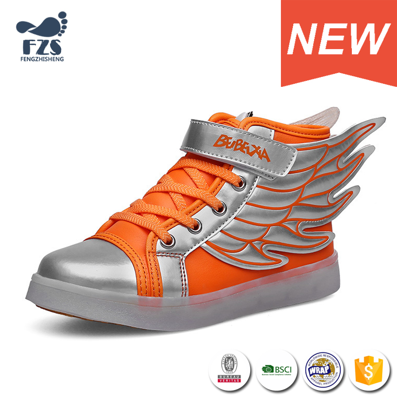 HFR-TS370 Warm spanish manufacturers baby toddler led shoes wholesale