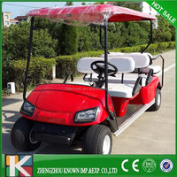 Good prices electric golf car/2 seat electric golf buggy with competitive prices