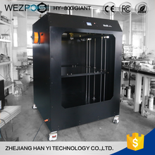 Reliable supplier best price efficient big size 3d printer machine with large format