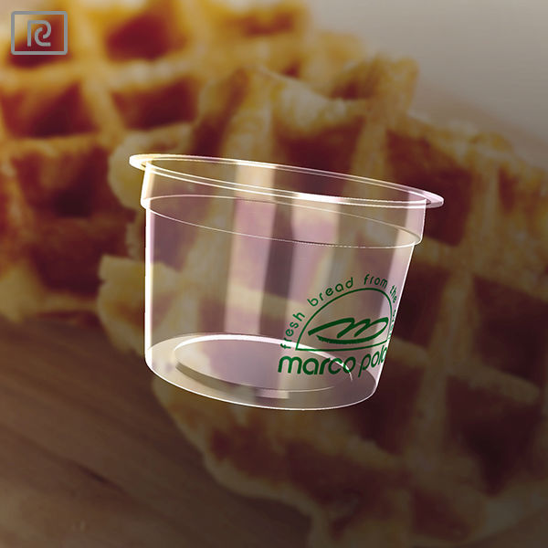 K-A140-P PP 4oz 140ml disposable plastic - cup jelly