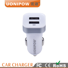 Dual USB 2.1A car battery charger adapter/car phone charger circuit