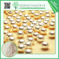 100% pure natural Pearl Powder/Best quality whiten pearl powder/free sampl