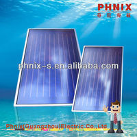 Solar boiler pool solar collector
