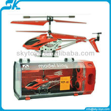 new 3ch Gyro RC Helicopter with Plastic Can Packing