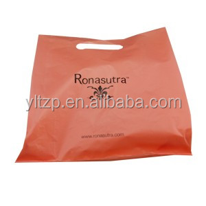 new products plastic bag for shopping fancy shopping bag