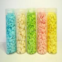 Wholesale bulk decorative sand with plastic bottle packaging