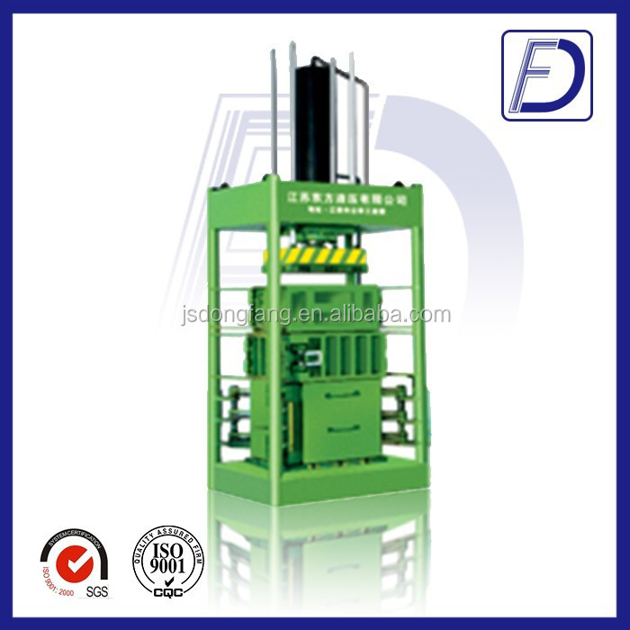 energy saving hydraulic waste blister pack recycling machine