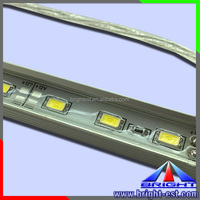 Led Emergency Light Strip Bar Lights DC 12V Warm White Natural White Cold White RGB, DC12V 4.8W 60PCS/M