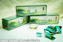 Factory Outlets : High Quality Healthy Green Tea Haichao Green Teablocks