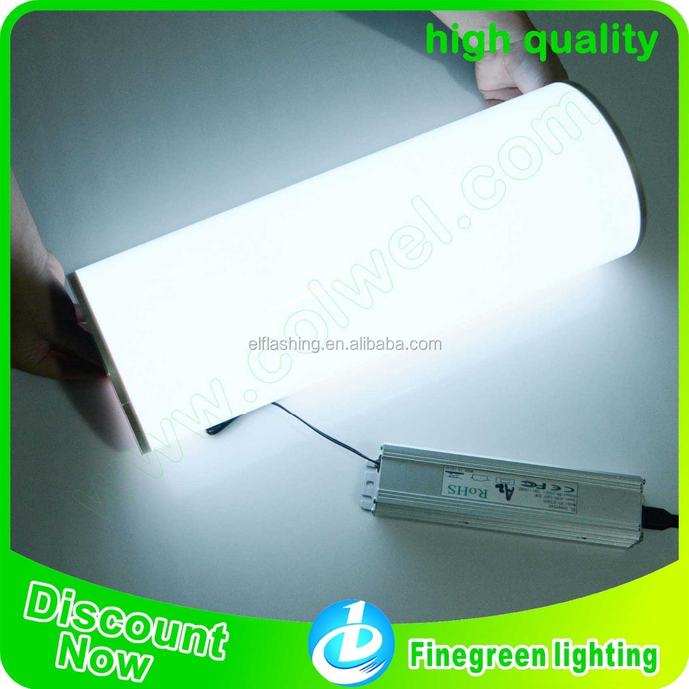A0 size high quality el backlight sheet,2014 new el backlight panel--1 year warranty el backlight
