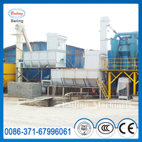 Hydrated Lime Powder Production Line (CaOH) For Dehydrated Lime