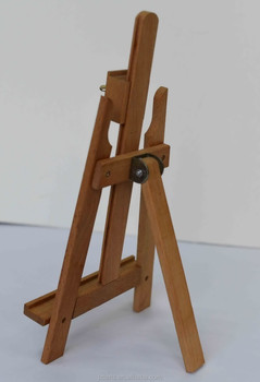 BC16-RO10 Wholesale wooden Mini-easels for counter-top display from factory