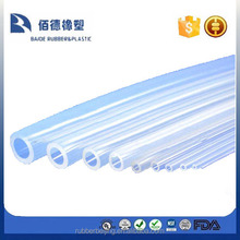 Food Grade Medical Use FDA Silicone Rubber Tube Hose Pipe