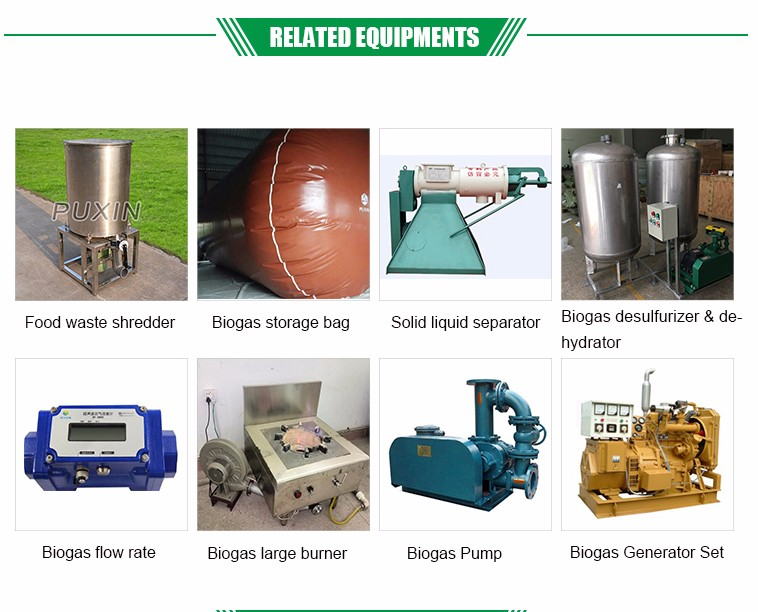 family size biogas plant use Biogas Desulfurizer scrubber
