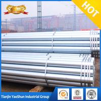 class b galvanized steel pipe for irrigation