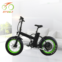 20 inch new product lightweight folding 48v 1000w brushless hub motor electric bike with EN15194 for sale