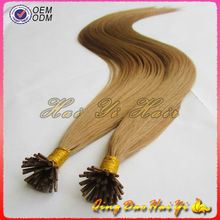 Most Popular New Arrvial Brazilian Orange Remy Hair Extensions