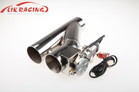 3'' Build-in Switch Control Stainless steel Electric Exhaust Cut Out