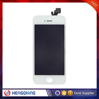 White LCD Display with Touch Screen Digitizer full Assembly for iPhone 5 5G