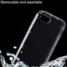 1.2cm Air Cushion Mobile Phone Case TPU Soft Clear Shell Protective Back Cover for Nokia 3 5 6
