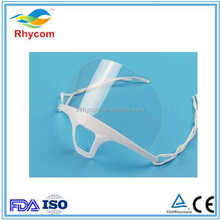 Anti fog Transparent face mask catering Food industry Rhycom face mask