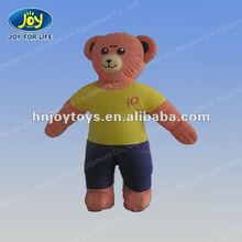 Lovely Advertising Promption Inflatable Teddy Bear Cartoon