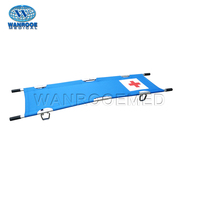 EA-1D1 Portable Ambulance Medical Military Folding Medical Stretcher For Emergency Rescue