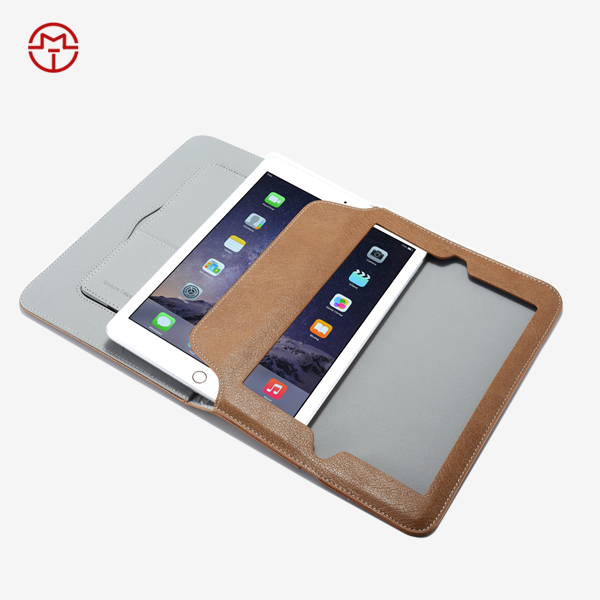 China Factory Manufacturers Leather Tablet Case For iPad Air 2