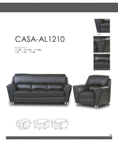 LEATHER SOFA SET DESIGN