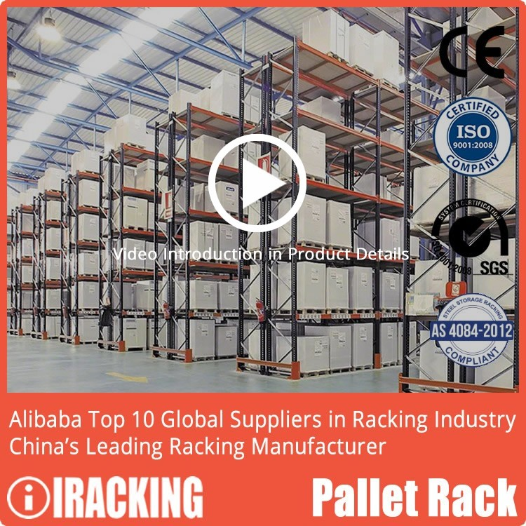 China Factory Low Price Automatic Warehouse Racking System
