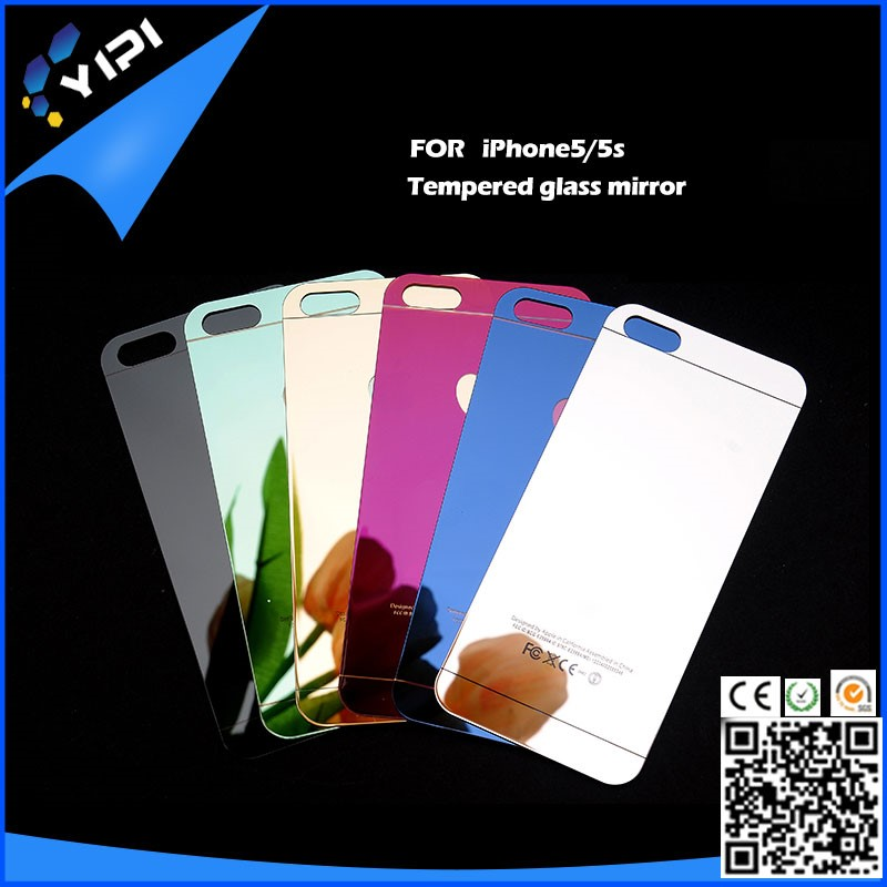 Sensitive Touch!High Definition!!0.2MM Mirror Screen Protector For Iphone 5& For Iphone 6