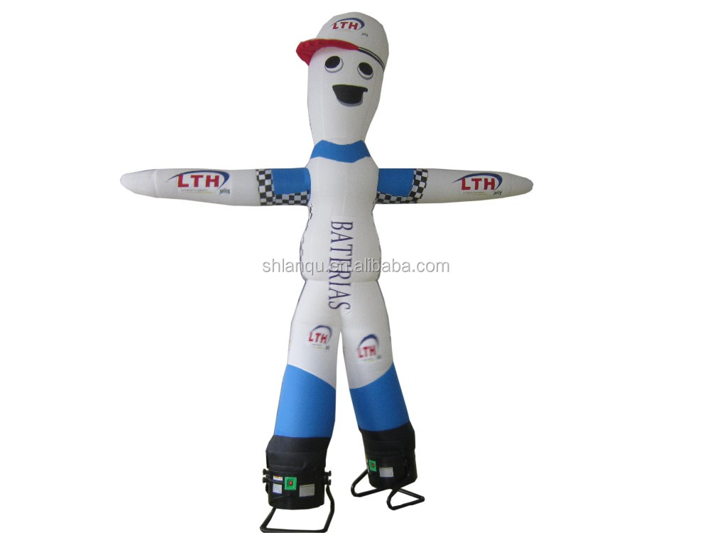 small Inflatable Air Dancer inflatable advertising air man