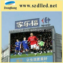 led display screen!!!p20 full color led stadium score display