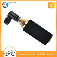 Aluminum Alloy high pressure recycling mini CO2 inflator bicycle pump