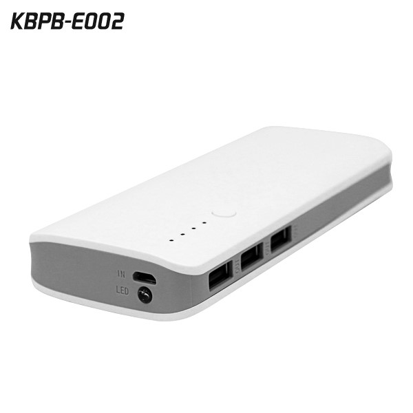 Mobile Power Bank 20000 mAh Portable charger External Battery
