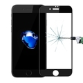 Baseus for iPhone 7 0.2mm 9H Surface Hardness Explosion-proof HD Silk-screen Tempered Glass Full Screen Film Protector